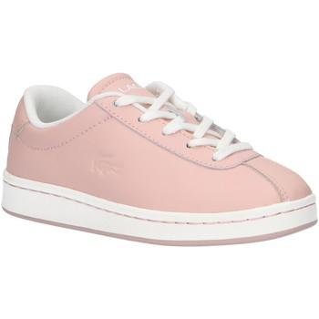 Sapatos Rapariga Multi-desportos Lacoste 39SUC0008 MASTERS 120 2 S Rosa
