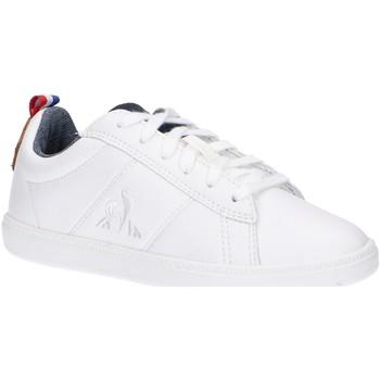 Sapatos Criança Multi-desportos Le Coq Sportif 2010074 COURTCLASSIC Blanco