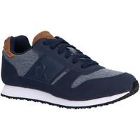 Sapatos Criança Multi-desportos Le Coq Sportif 2010103 JAZY CLASSIC Azul