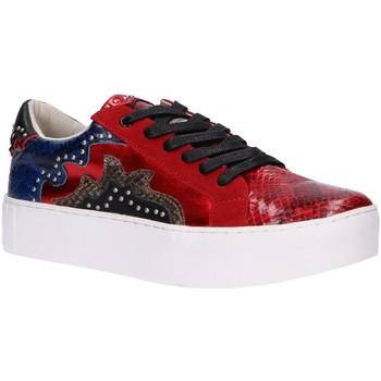 Sapatos Mulher Sapatilhas Sixty Seven 79898 Rojo