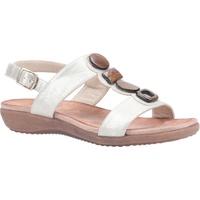 Sapatos Mulher Sandálias Fleet & Foster  Bege