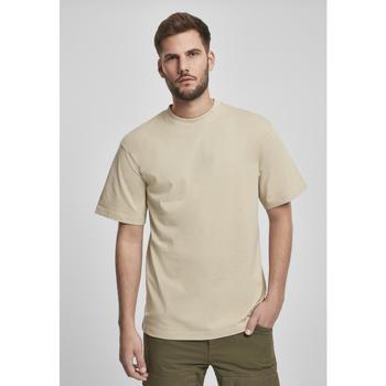 Textil Homem T-Shirt mangas curtas Urban Classics T-shirt Urban Classic basic tall blanc