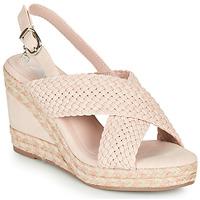 Sapatos Mulher Sandálias Xti  Rosa
