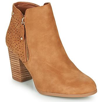 Sapatos Mulher Botins Xti  Conhaque