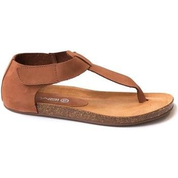 Sapatos Mulher Sandálias Tambi KALA Castanho