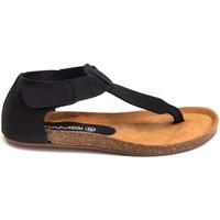 Sapatos Mulher Sandálias Tambi KALA Preto