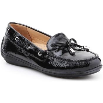 Sapatos Mulher Mocassins Geox D Jamilah 2Fit B D54M6B-00067-C9999 black