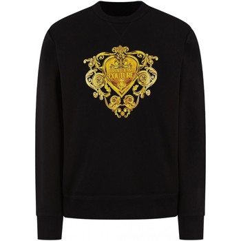 Textil Homem Sweats Versace B7GVB7EB Preto