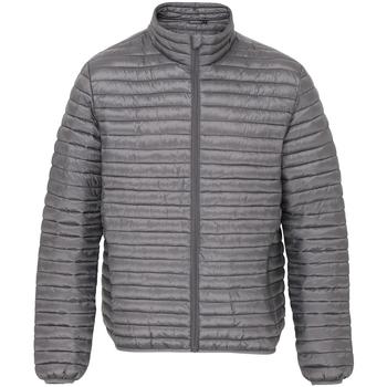 Textil Homem Casacos  2786 TS018 Aço