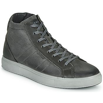 Sapatos Homem Sapatilhas de cano-alto IgI&CO UOMO SASHA Cinza