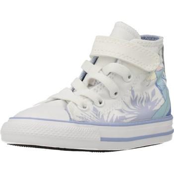 Sapatos Rapariga Sapatilhas de cano-alto Converse CTAS 1V HI Branco