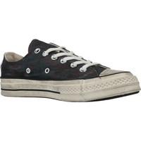 Sapatos Homem Sapatilhas Converse CHUCK 70 OX Preto