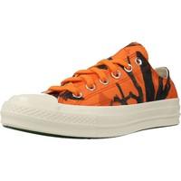 Sapatos Homem Sapatilhas Converse CHUCK 70 OX Laranja