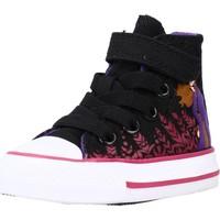 Sapatos Rapariga Sapatilhas Converse CTAS 1V HI Preto