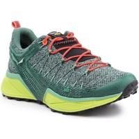 Sapatos Mulher Sapatilhas de corrida Salewa Ws Dropline 61369-5585 green