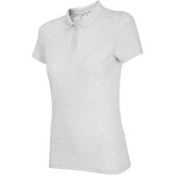 Textil Mulher T-Shirt mangas curtas 4F TSD007 Cinzento
