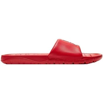 Sapatos Homem Chinelos Nike Jordan Break Slide Vermelho