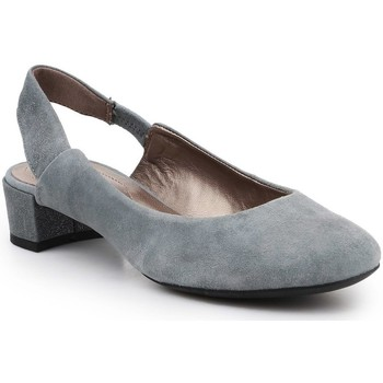 Sapatos Mulher Escarpim Geox D Carey B Cinzento