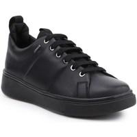 Sapatos Mulher Sapatilhas Geox D Mayrah B Abx C Preto