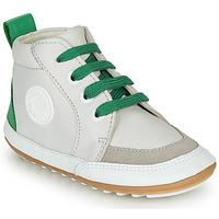 Sapatos Criança Botas baixas Robeez MIGO Bege / Verde