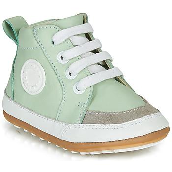 Sapatos Criança Botas baixas Robeez MIGO Verde / Água