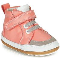 Sapatos Rapariga Botas baixas Robeez MIGOLO Rosa