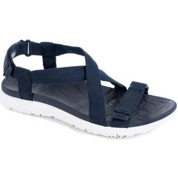 Sapatos Mulher Sandálias 4F SAD002 Azul marinho