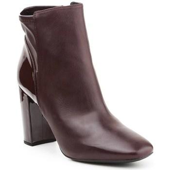 Sapatos Mulher Botins Geox D Nsymphony HC Castanho