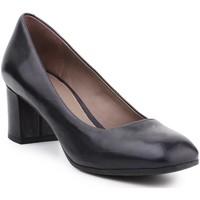Sapatos Mulher Escarpim Geox D3209A-04322-C9999 black