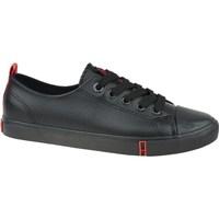 Sapatos Mulher Sapatilhas Big Star GG274007 Preto