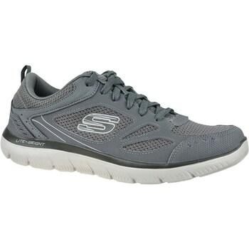 Sapatos Homem Sapatilhas Skechers Summitssouth Rim Cinzento