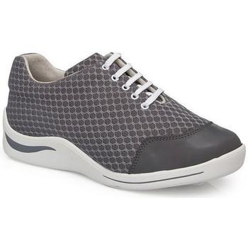 Sapatos Mulher Sapatilhas Calzamedi DIABETIC SPORT SHOES CINZENTO
