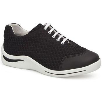 Sapatos Mulher Sapatilhas Calzamedi DIABETIC SPORT SHOES PRETO