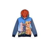 Textil Rapaz Sweats TEAM HEROES  LION KING SWEAT Multicolor