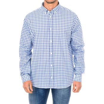 Textil Homem Camisas mangas comprida Armani jeans Camisa manga larga Multicolor