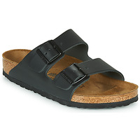 Sapatos Chinelos Birkenstock ARIZONA LARGE FIT Preto