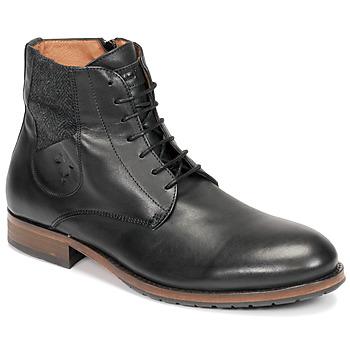 Sapatos Homem Botas baixas Kost DROME Preto
