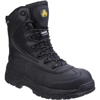 Sapatos Homem Calçado de segurança Amblers  Preto