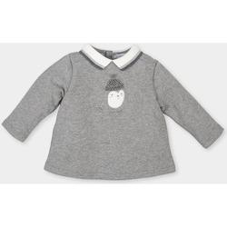 Textil Criança camisolas Tutto Piccolo Jersey m/larga Cinza