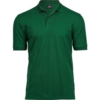 Textil Homem Polos mangas curta Tee Jays TJ1405 Verde Floresta