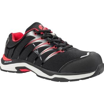 Sapatos Homem Sapatilhas Albatros  Preto/Vermelho