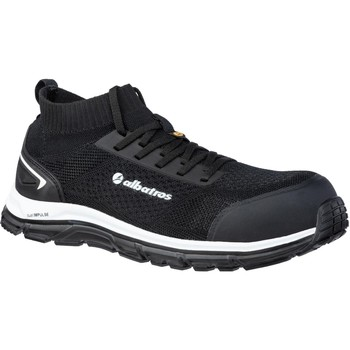 Sapatos Homem Sapatilhas Albatros  Preto