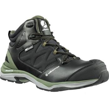 Sapatos Homem Sapato de segurança Albatros  Preto/ Vivo