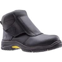 Sapatos Homem Botas baixas Amblers  Preto