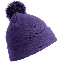 Acessórios Mulher Gorro Result RC028X Púrpura