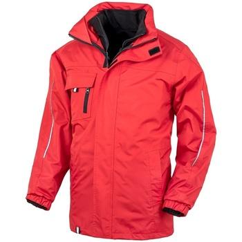 Textil Homem Corta vento Result R236X Vermelho