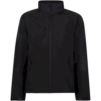 Textil Homem Corta vento Regatta TRA650 Preto/preto