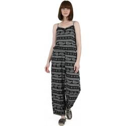 Textil Mulher Macacões/ Jardineiras Molly Bracken MBG607E20 Preto