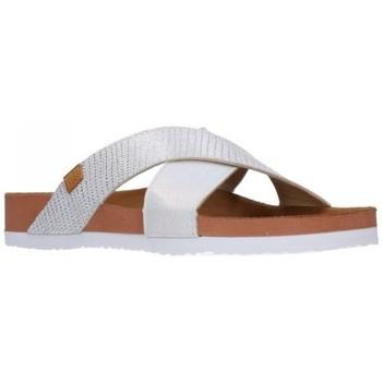 Sapatos Rapaz Chinelos Gioseppo 59266 Niño Blanco blanc