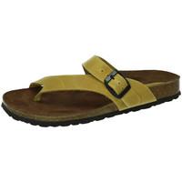 Sapatos Mulher Chinelos Interbios  Amarelo